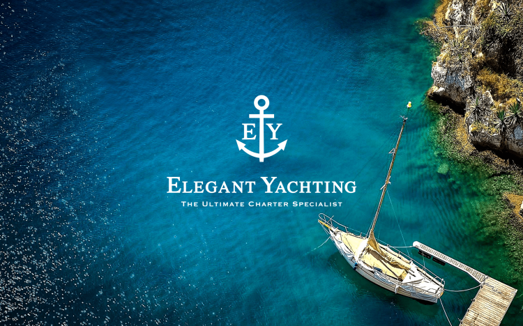 Yacht charter company web-site design