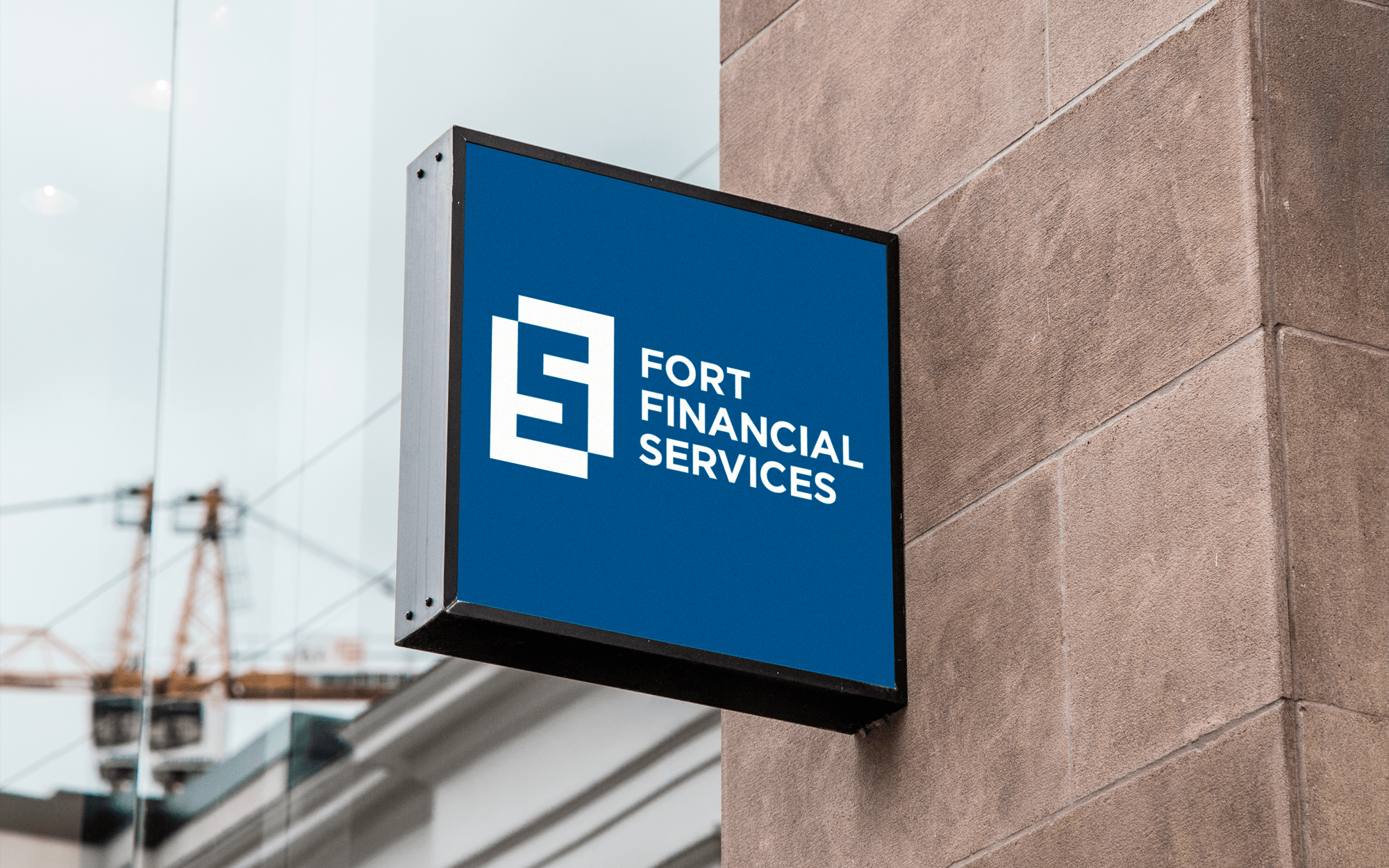 Logo design of forex broker