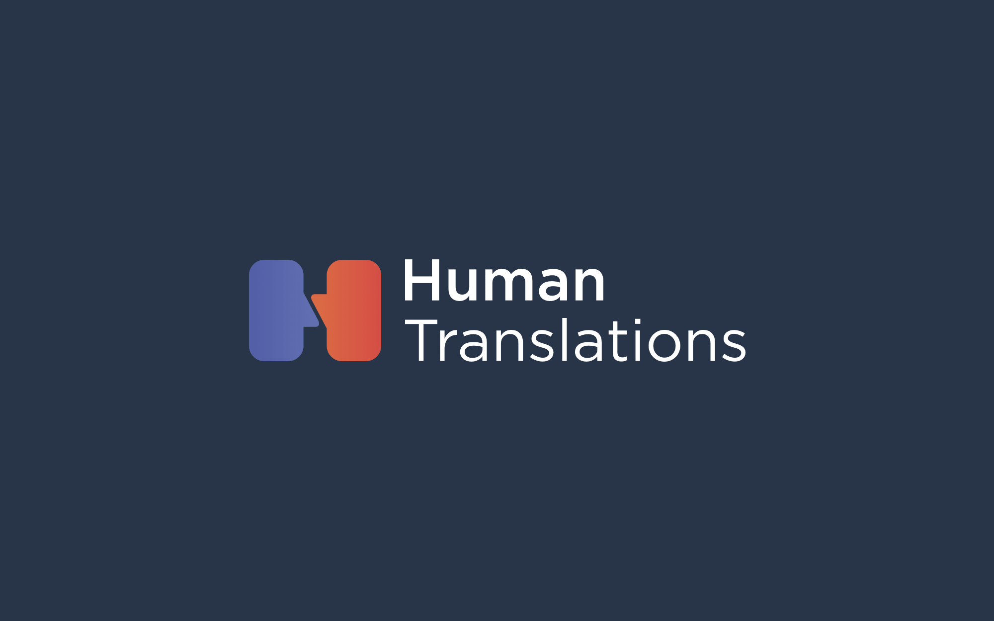 translations agency logotype
